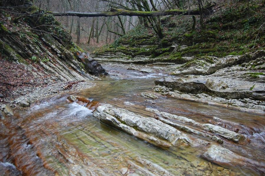 Полковничьи водопады (Джубга)