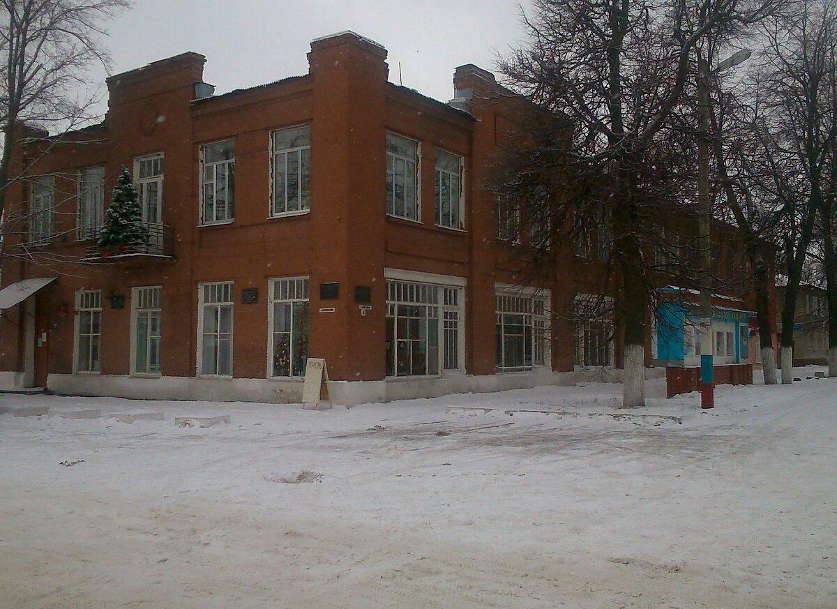 Ряжский краеведческий музей (Ряжск)