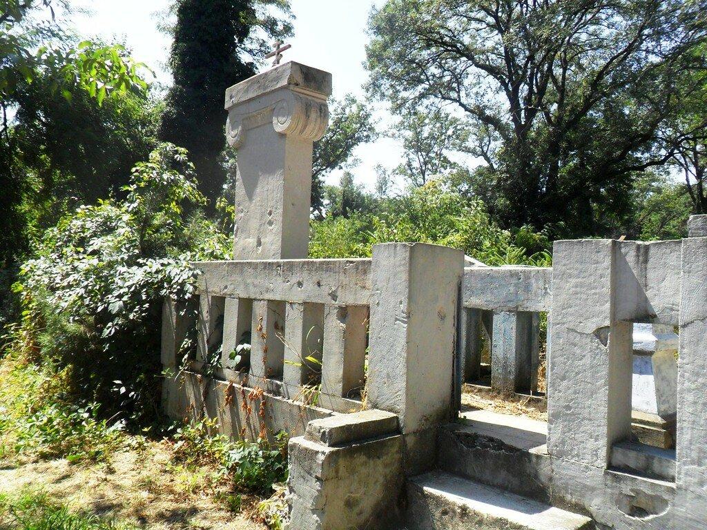 Всехсвятское мемориальное кладбище (Краснодар)