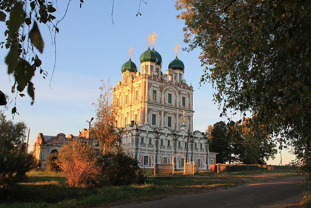 Введенский собор (Сольвычегодск)