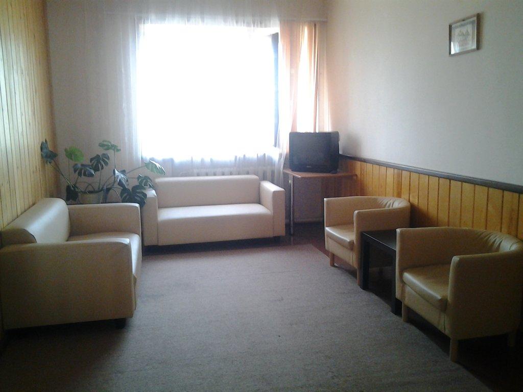 Гостиница комплекса «Прасковья» (Енисейск)