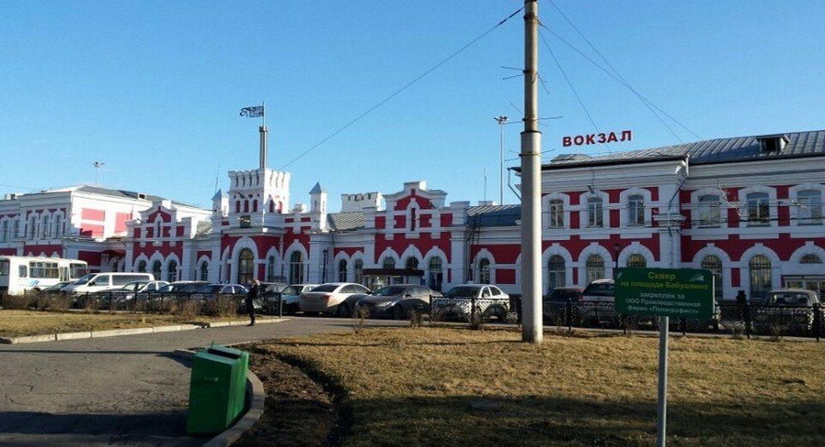 Комнаты отдыха на ж/д вокзале (Вологда)