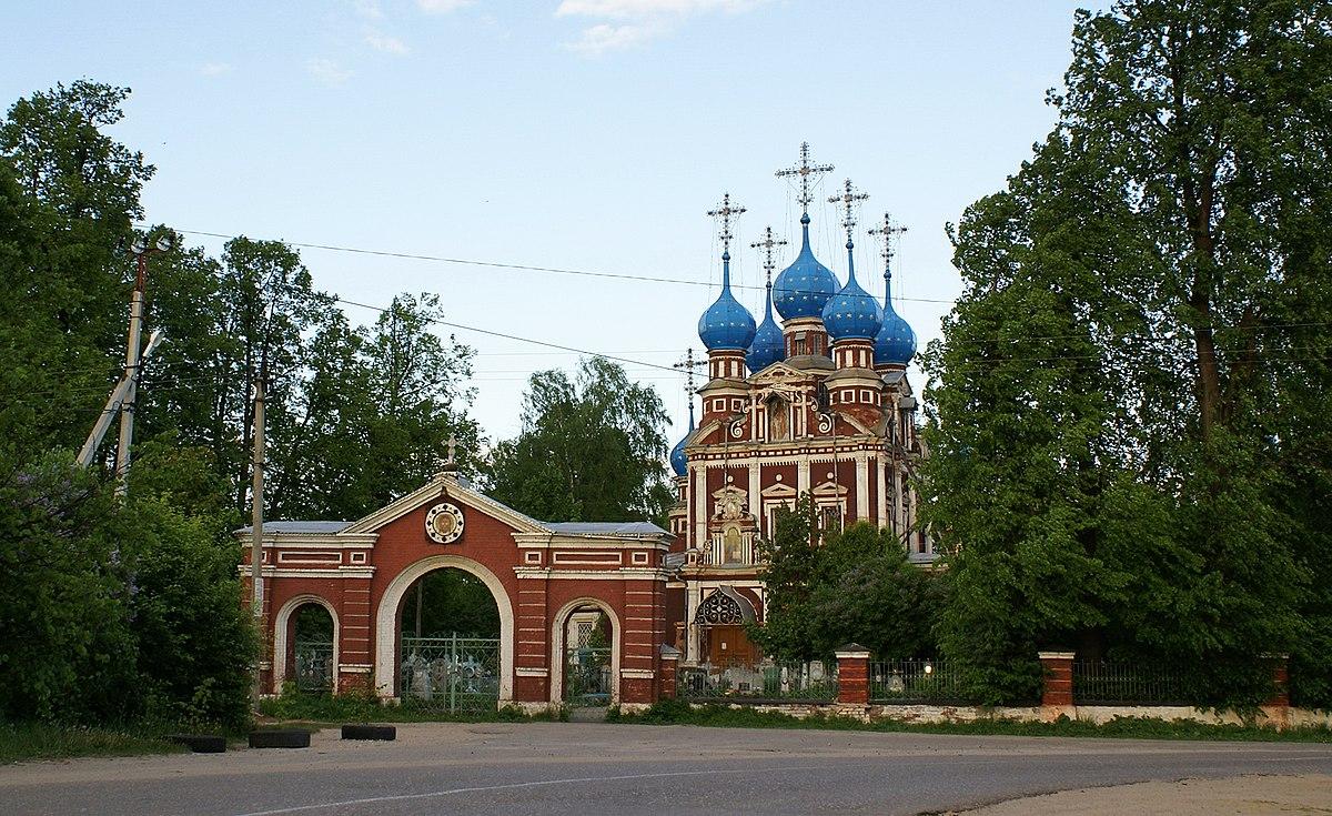 Казанская церковь (Устюжна)