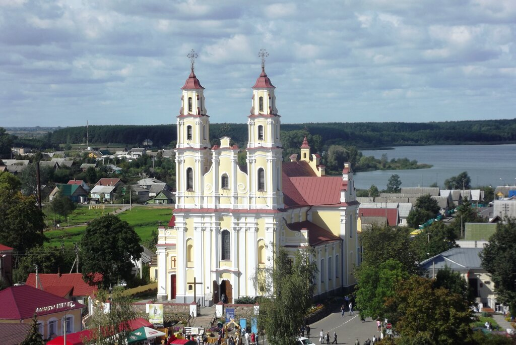 Костёл Святой Анны (Глубокое)