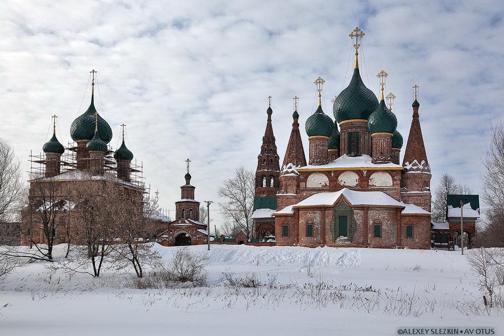 Старообрядческий комплекс в Коровниках (Ярославль)
