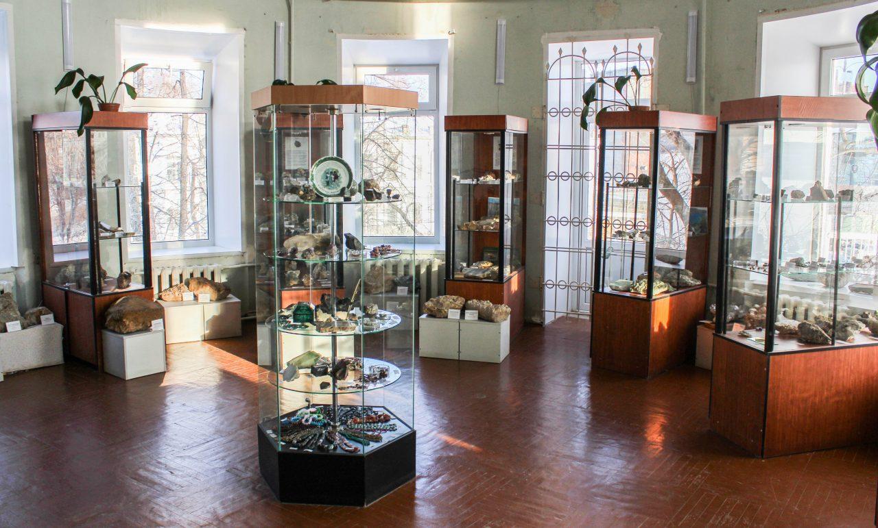 Минералогический музей «Самоцветная полоса Урала» (Реж)