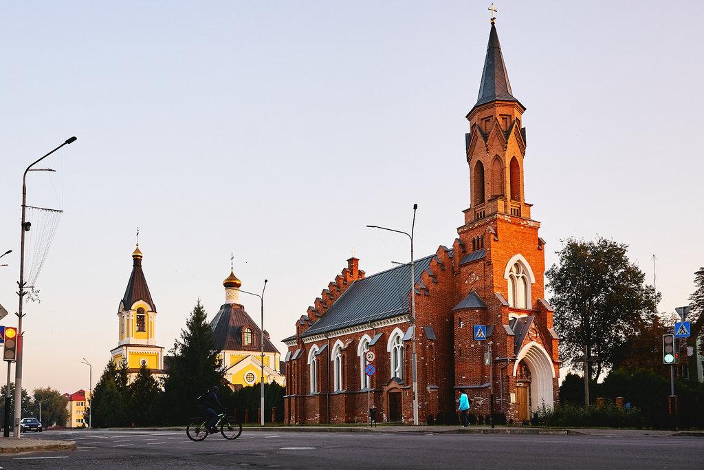 Свято-Троицкий костёл (Речица)