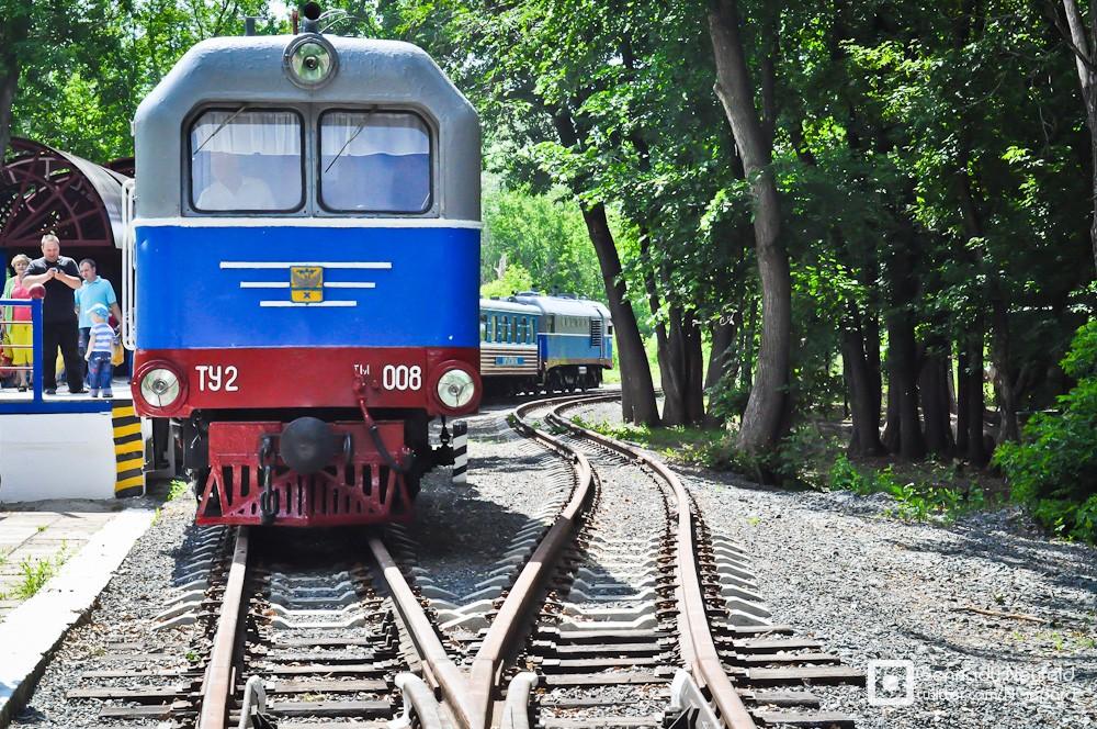 Оренбургская детская железная дорога (Оренбург)
