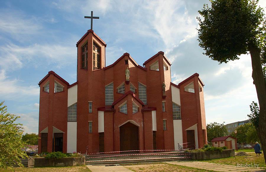 Костел Непорочного Зачатия (Лида)
