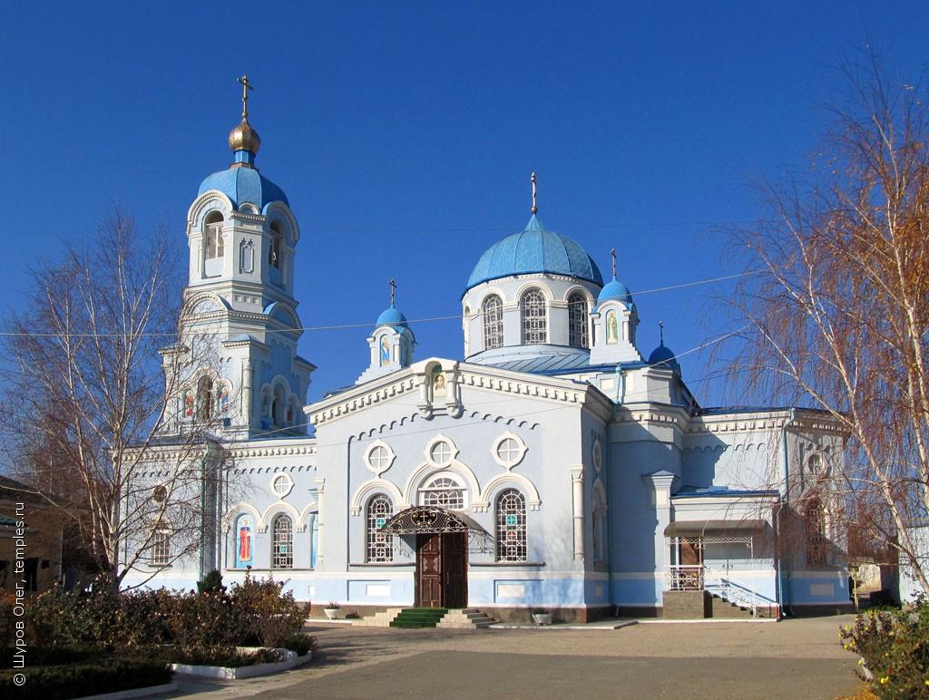 Церковь Илии Пророка (Саки)