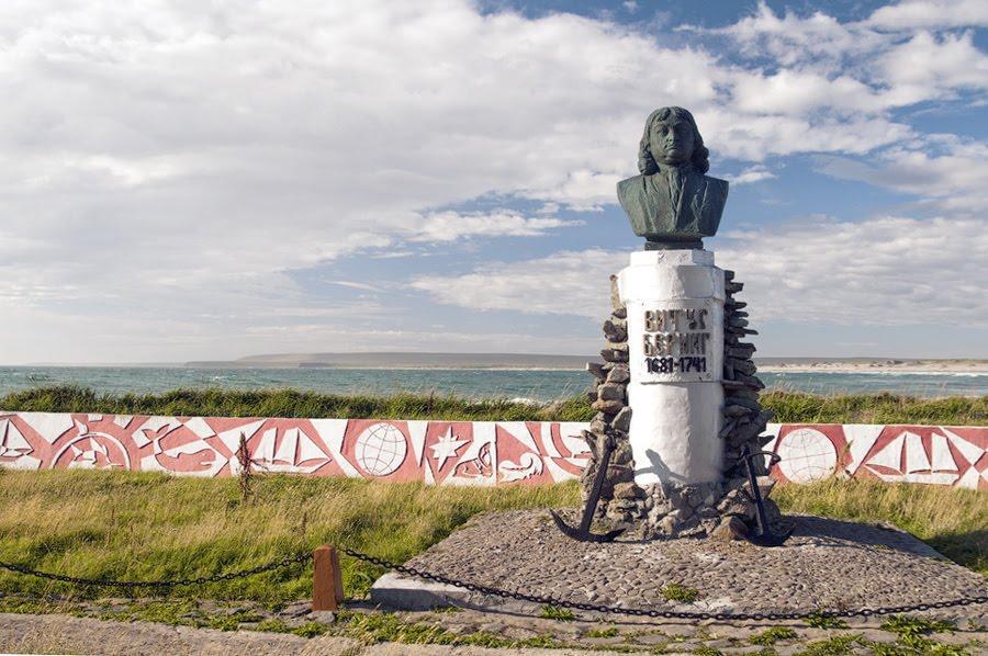 Памятник Витусу Берингу (Петропавловск-Камчатский)