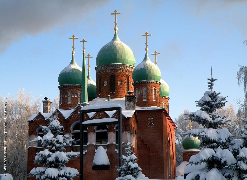 Старообрядческая Успенская церковь (Нижний Новгород)