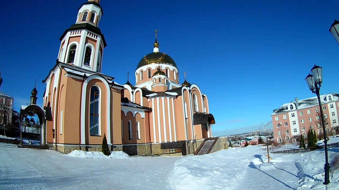 Свято-Алексеевский монастырь (Саратов)