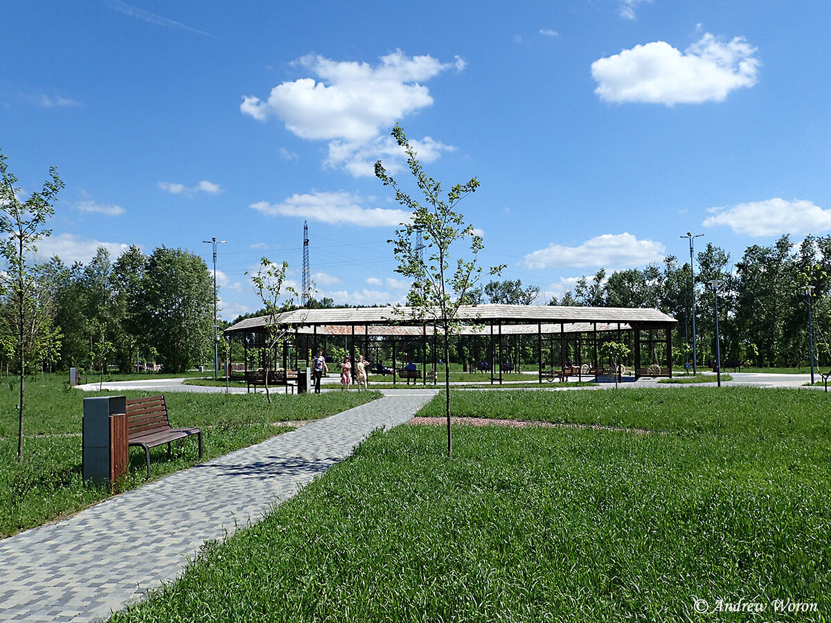 Парк (Старочеркасская)
