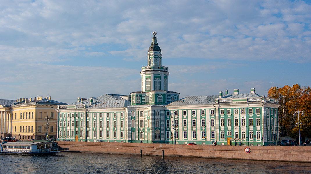 Кунсткамера (Санкт-Петербург)