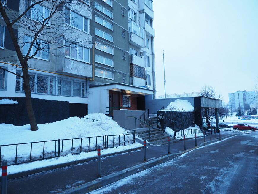 Место съемки фильма «Ирония судьбы» (Москва)