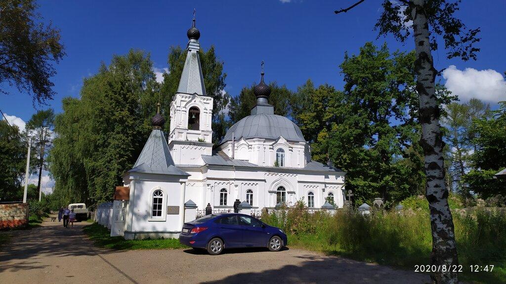Скорбященская церковь (Мышкин)