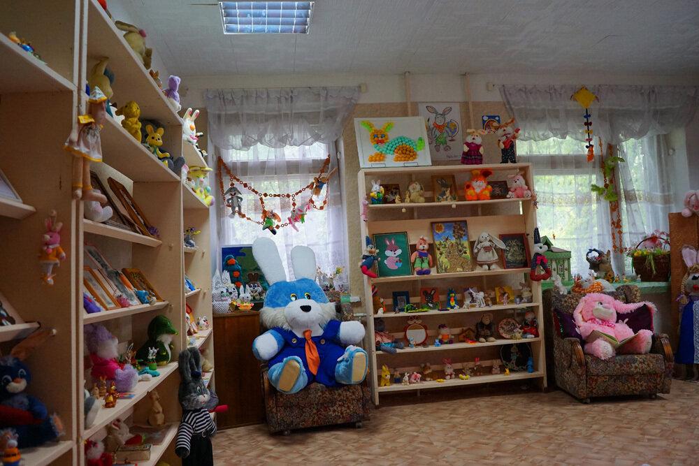 Музей зайцев (Ковров)