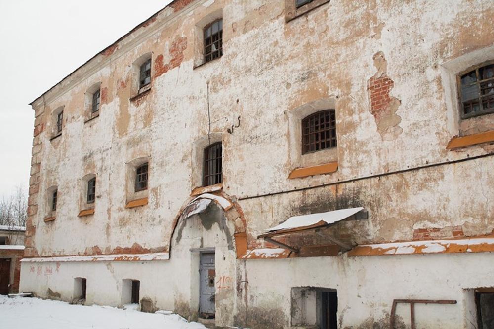 Даниловский тюремный замок (Данилов)