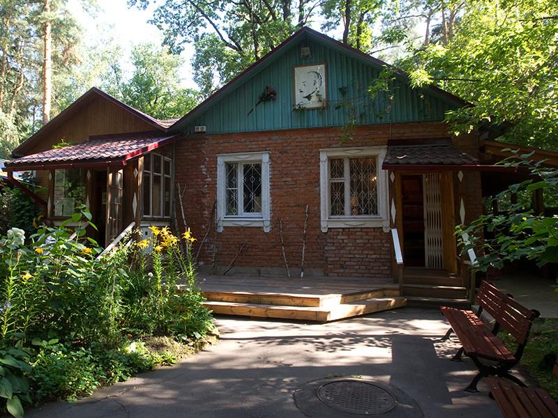 Дом-музейБ. Ш.Окуджавы (Переделкино)