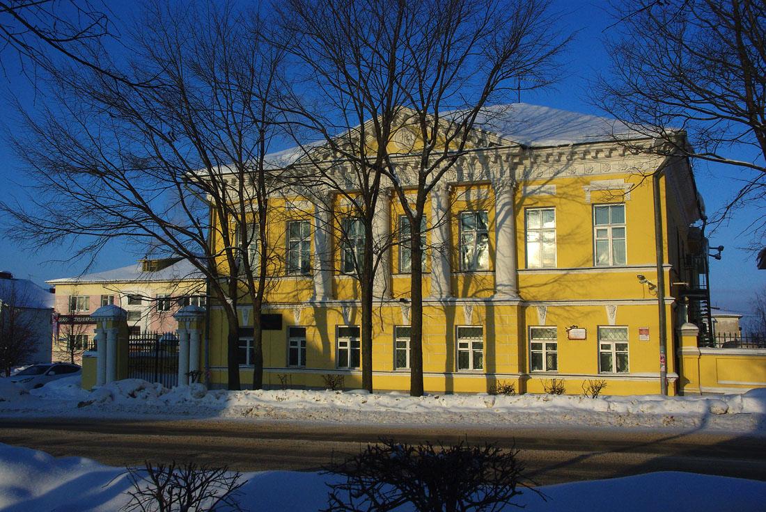 Дом Буториных (Углич)