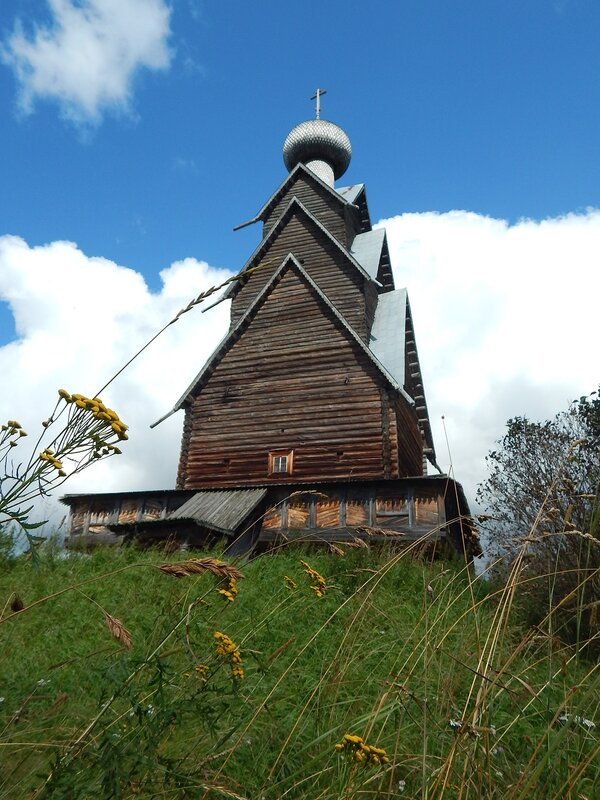 Церковь Рождества Иоанна Предтечи в Ширково (Осташков)