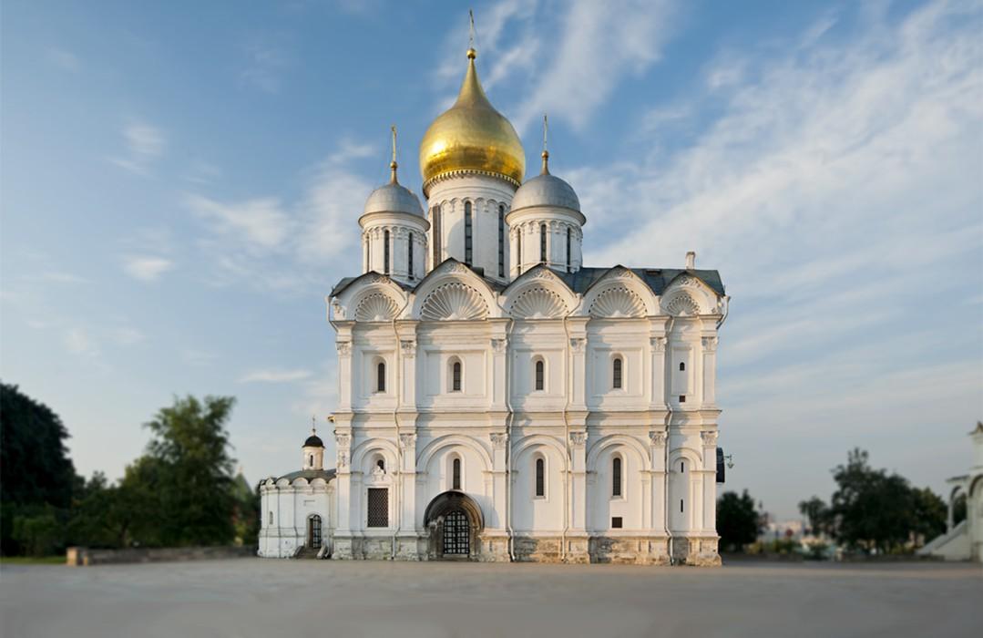 Архангельский собор Московского кремля (Москва)