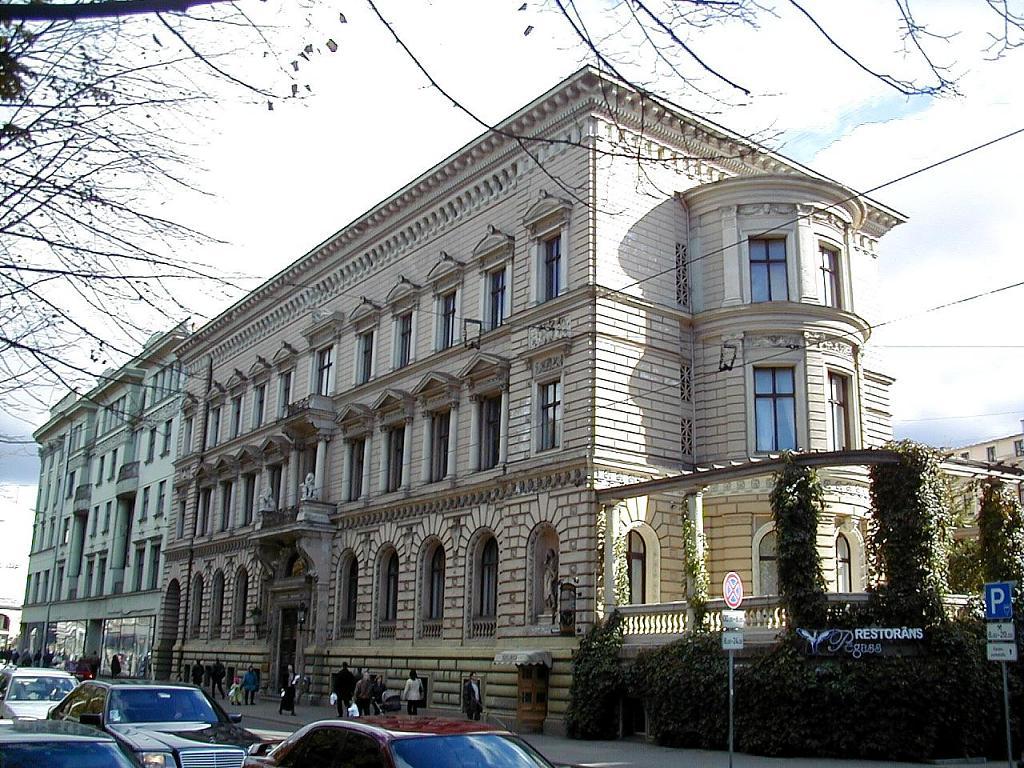 Дом Беньяминов (Юрмала)