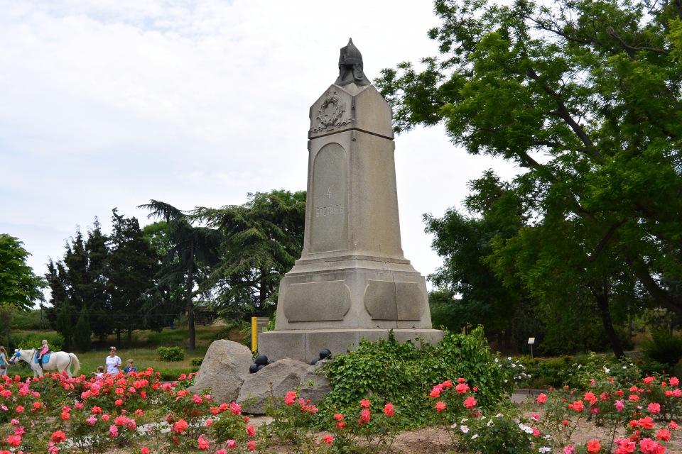 Памятник защитникам четвёртого бастиона (Севастополь)