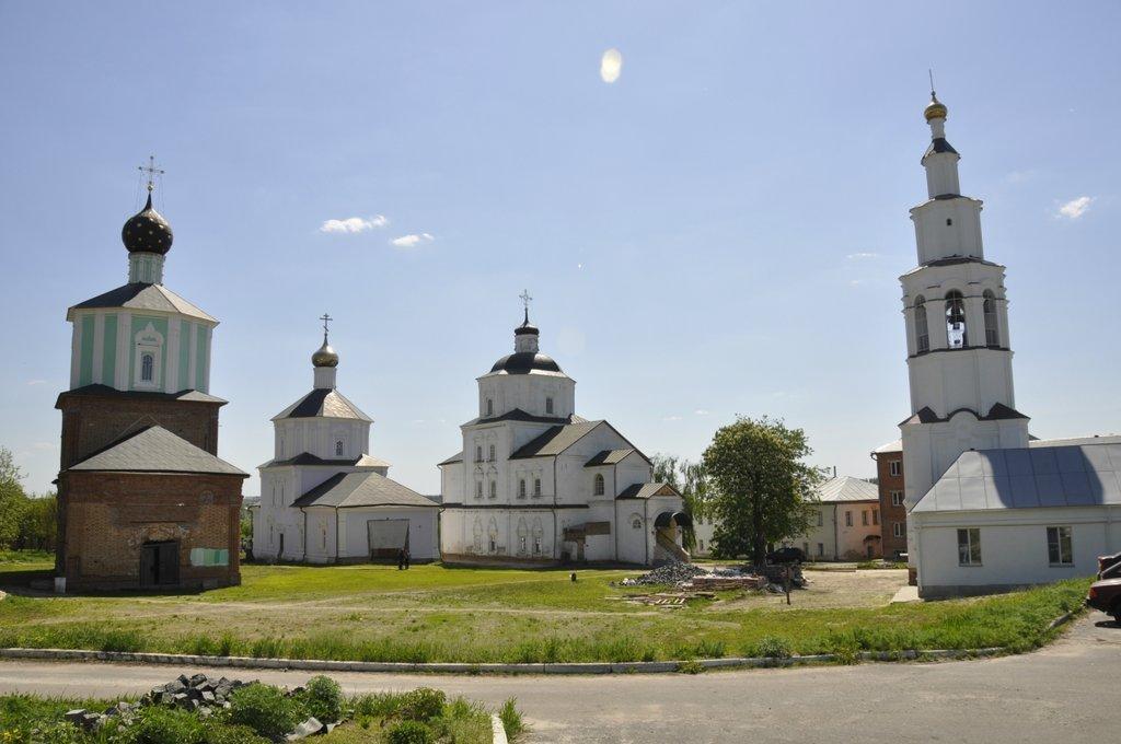Свято-Николаевский мужской монастырь (Рыльск)