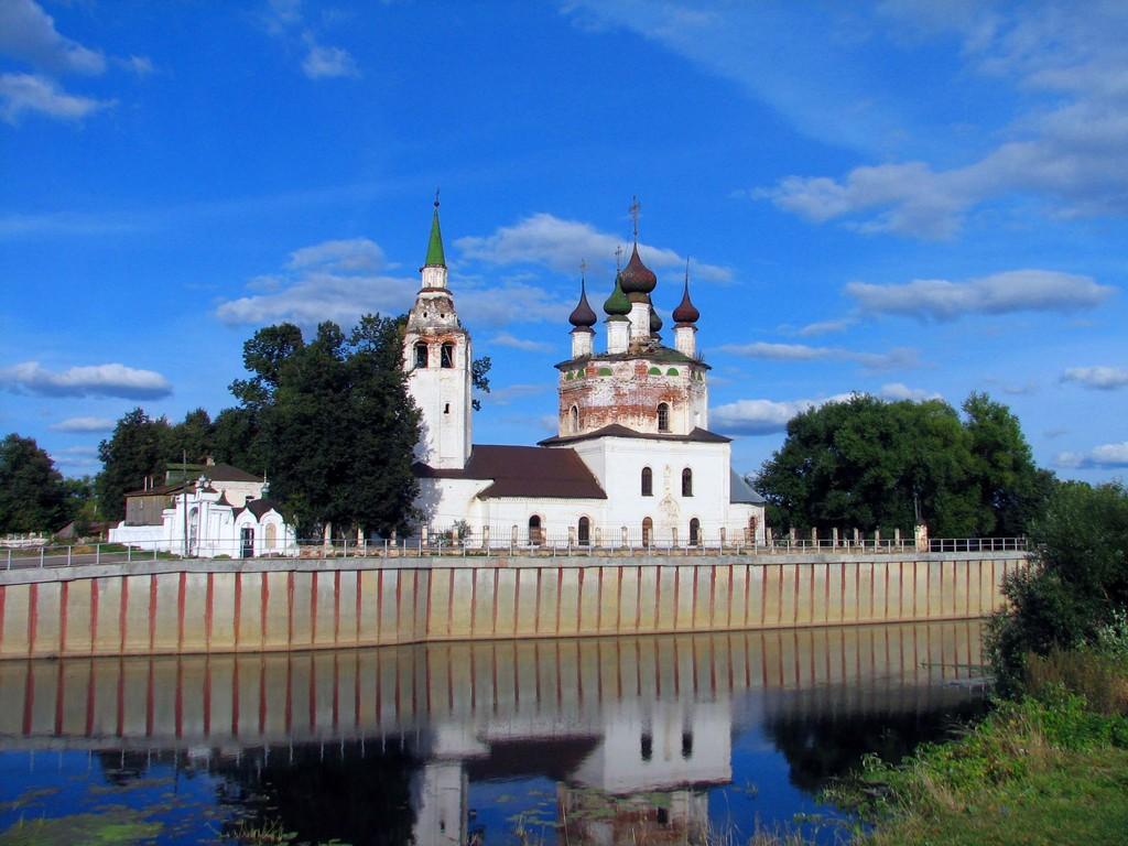 Троицкая церковь (Холуй) (Южа)