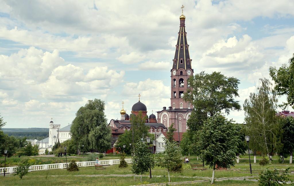 Свято-Троицкий мужской монастырь (Алатырь)