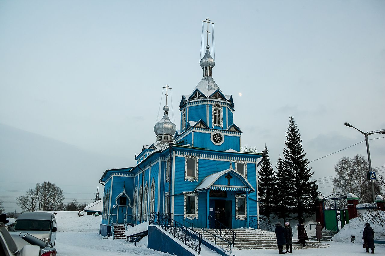 Церковь Покрова Пресвятой Богородицы (Прокопьевск)
