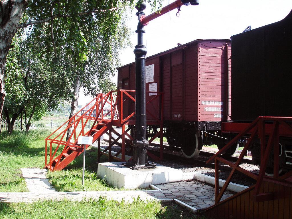 Музей истории вагонного депо станции «Иркутск-пассажирский» (Иркутск)