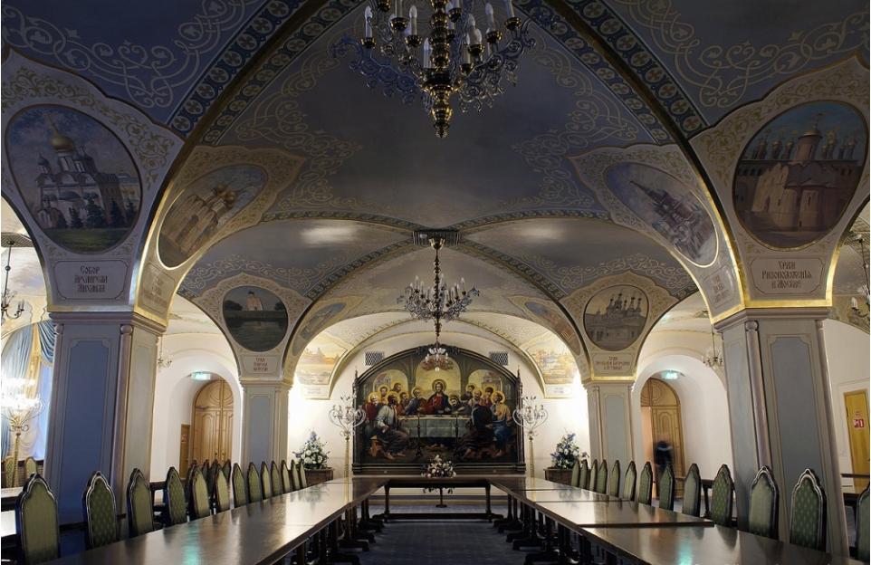 Трапезная при храме Христа Спасителя (Москва)
