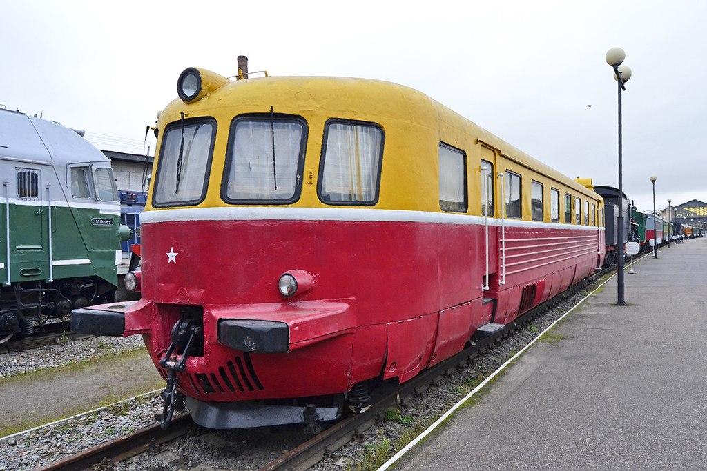 Музей Октябрьской железной дороги (Санкт-Петербург)