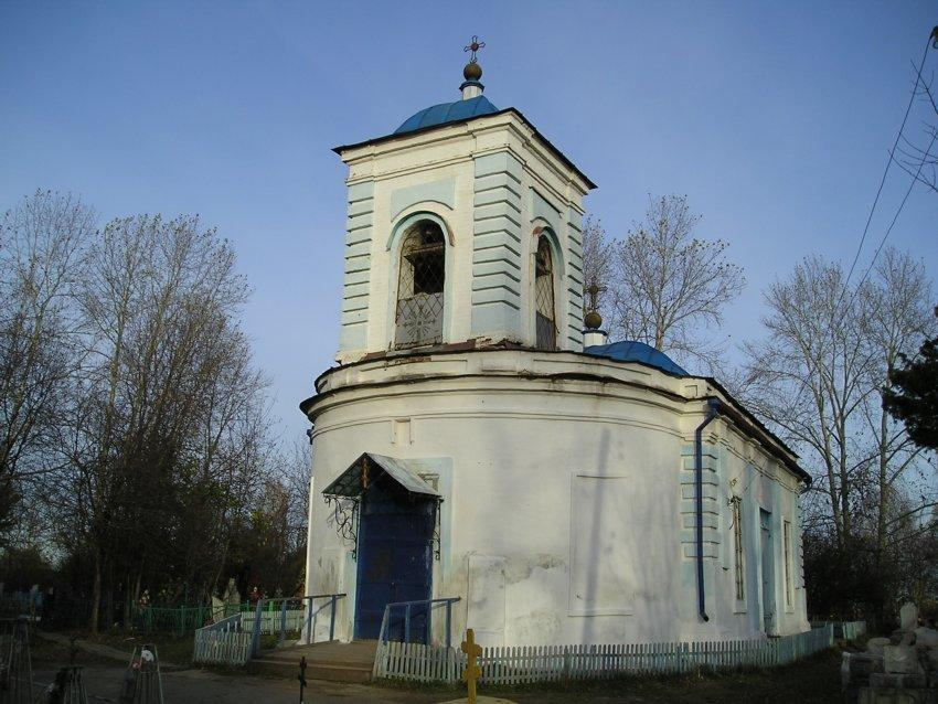 Церковь Успения Пресвятой Богородицы (Верхотурье)