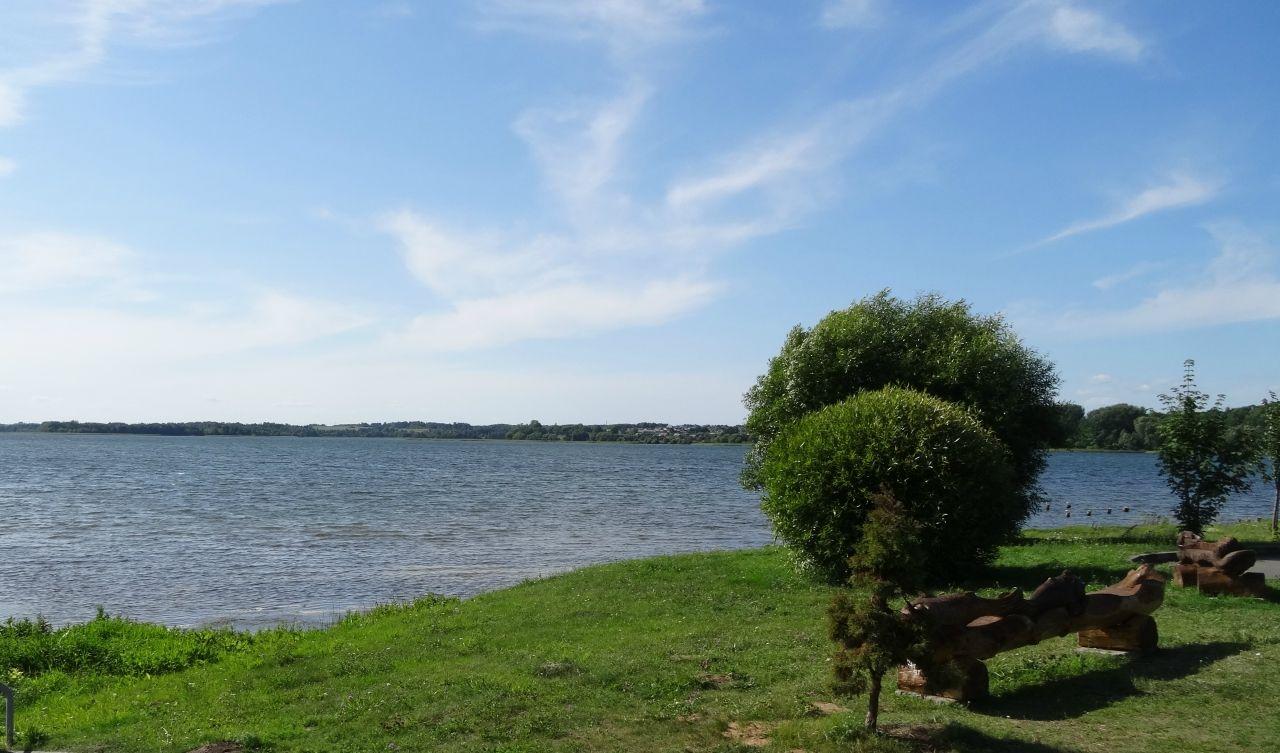 Озеро Мястро (Мядель)