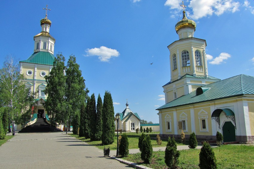 Макаровский мужской монастырь (Саранск)