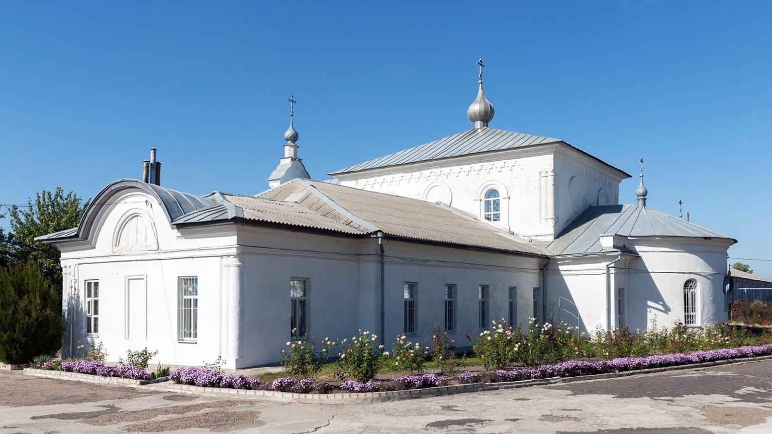 Старобельский монастырь (Луганская область)