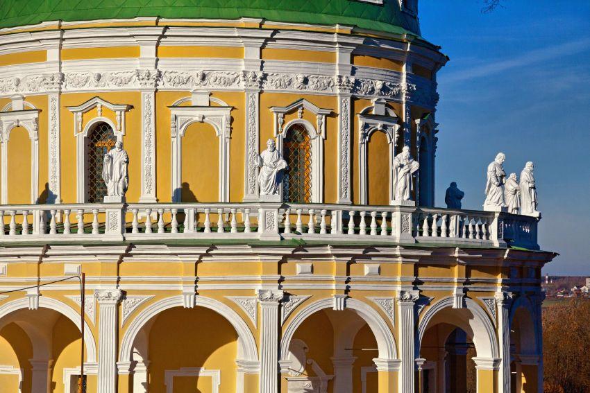 Церковь Богородицы в Подмоклово (Серпухов)