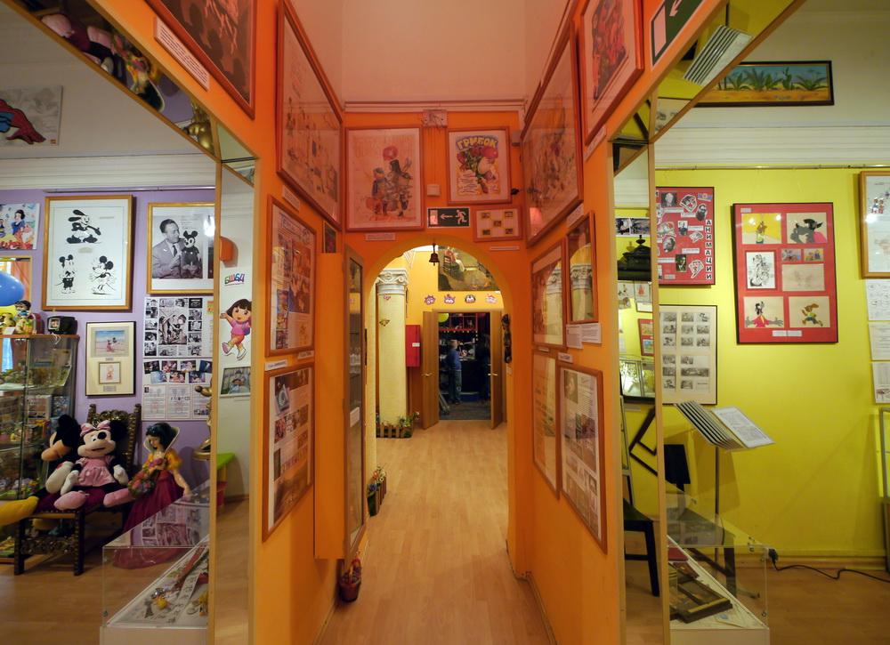 Московский музей анимации (Москва)