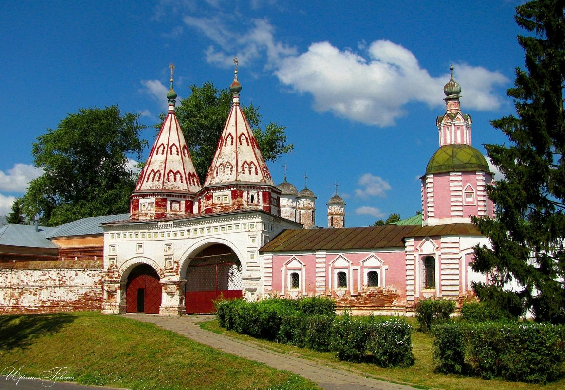 Ризоположенский монастырь (Суздаль)