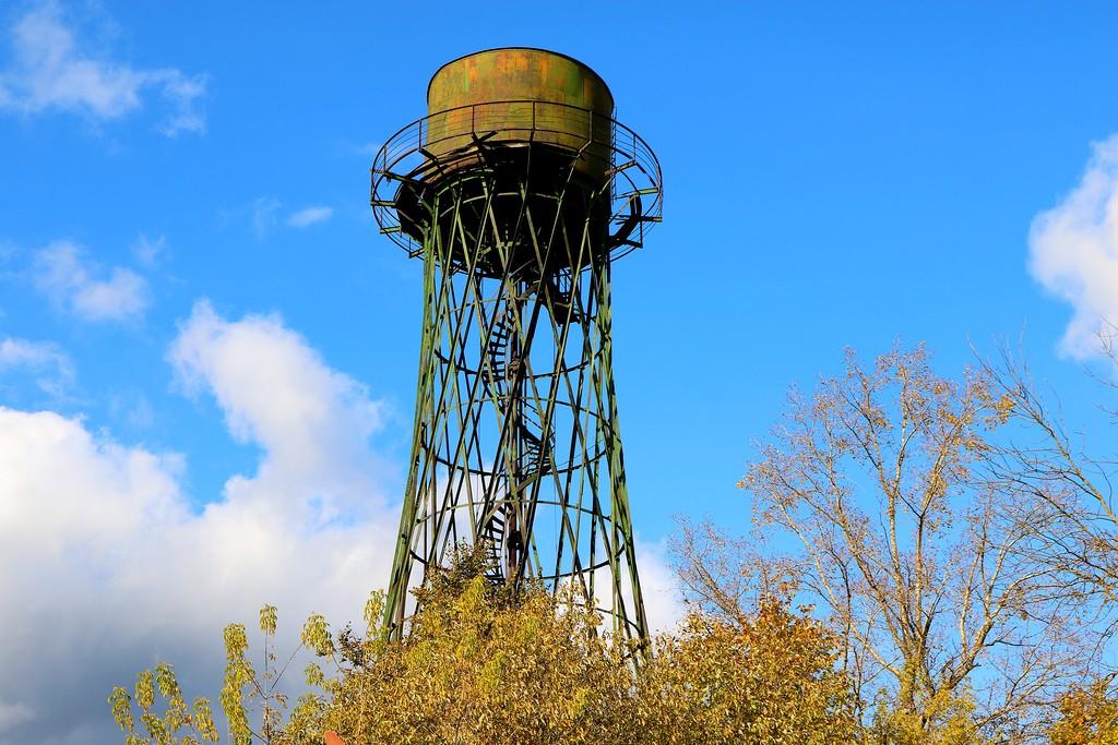 Гиперболоидная водонапорная башня Шухова (Лобня)