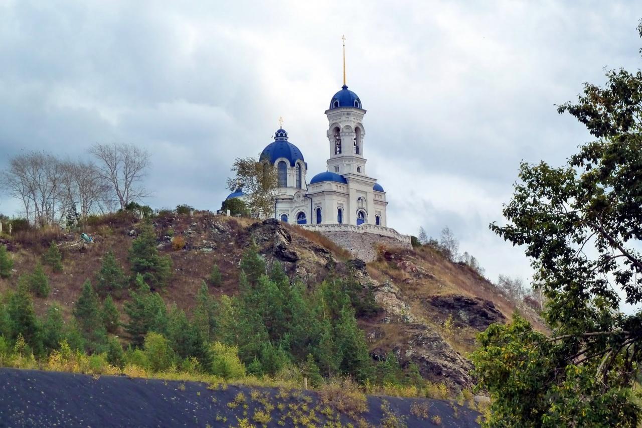Церковь Иоанна Предтечи (Реж)