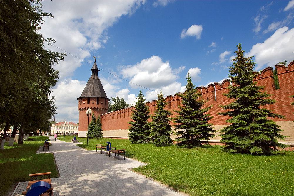 Тульский кремль (Тула)