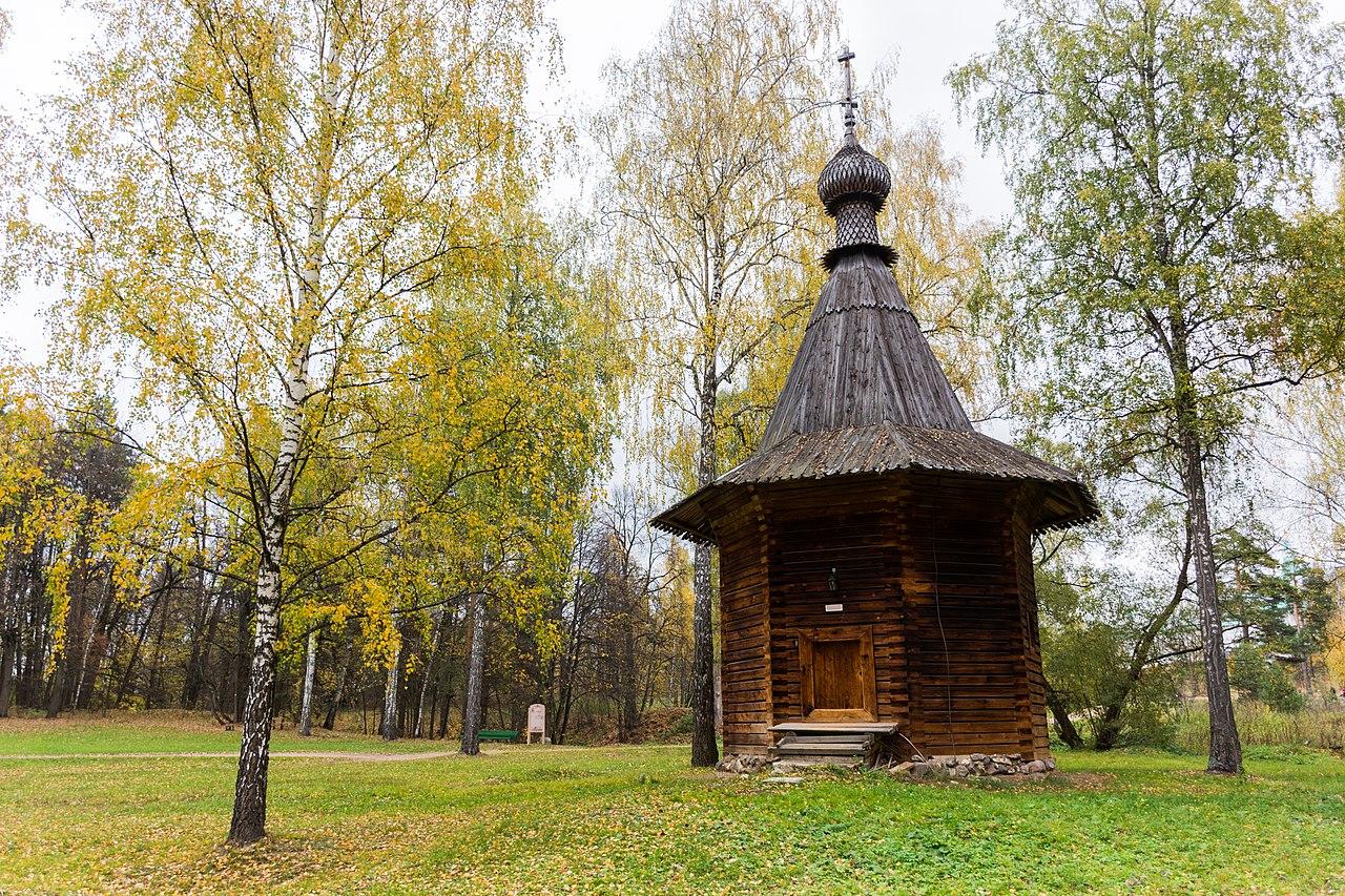Часовня из села Сокольниково Чеховского района (Истра)
