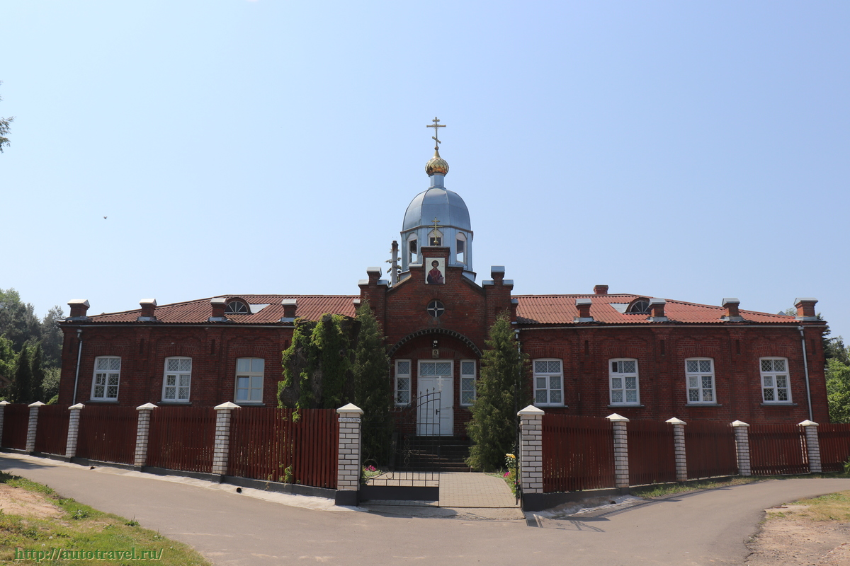 Земская больница С. Нарбута (Браслав)