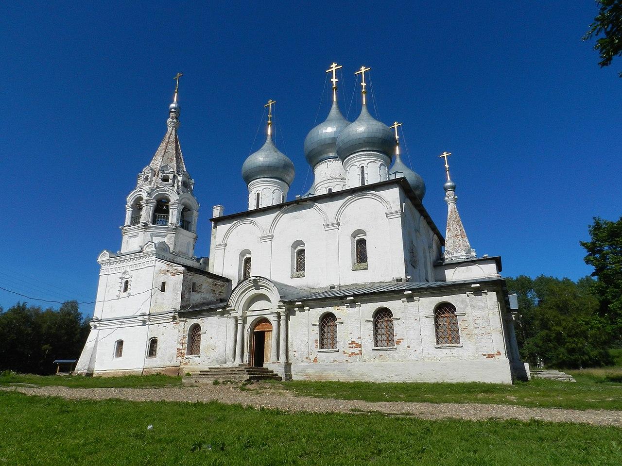 Крестовоздвиженский собор (Тутаев)