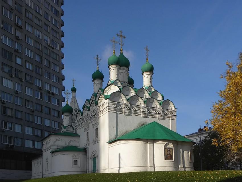 Церковь Симеона Столпника на Поварской (Москва)